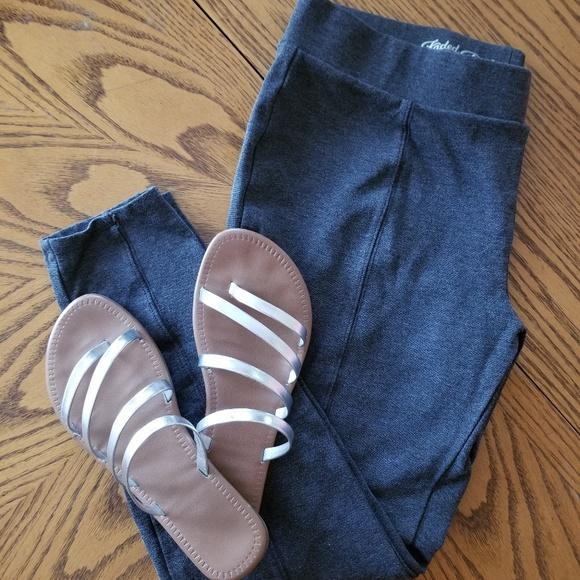 8e62765c97ad7e Faded Glory Pants - Faded Glory ponte leggings